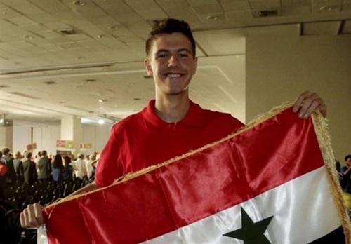 پسر بشار اسد که آمریکا تحریمش کرد+عکس