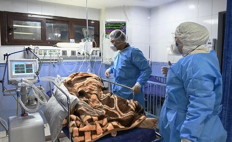 بیمارستان این استان دیگر تخت خالی ندارد