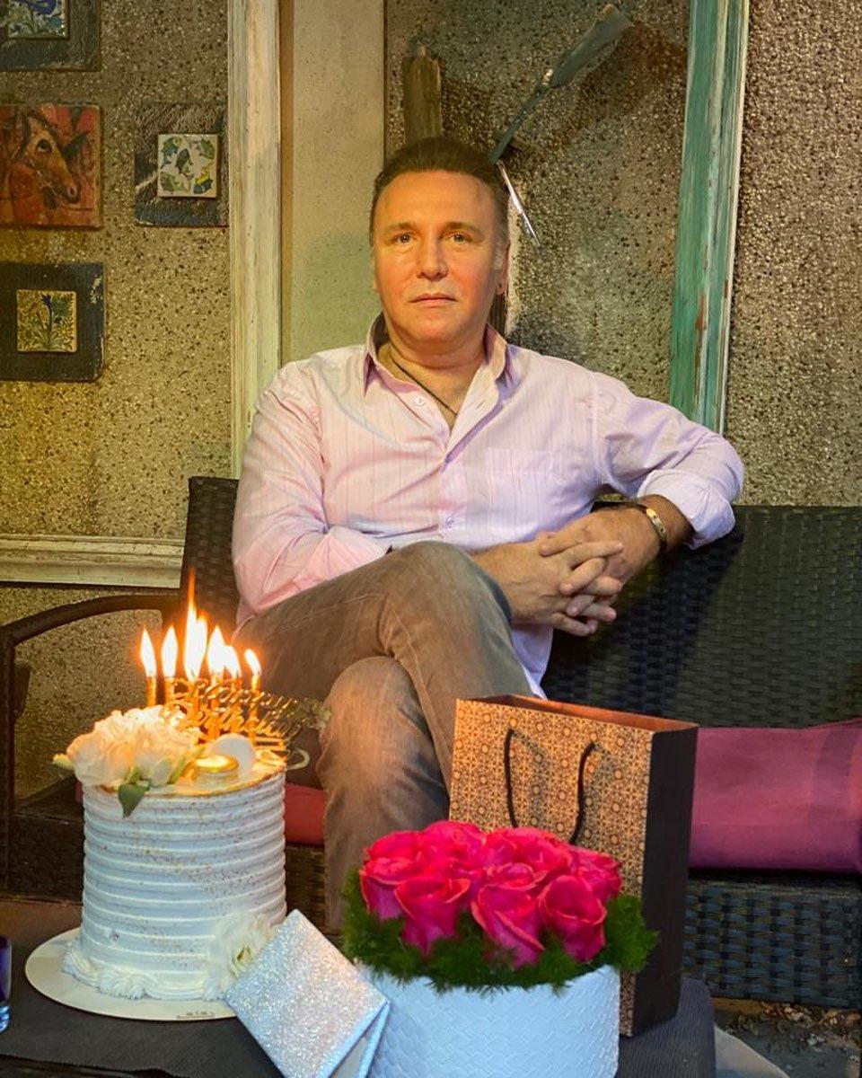 تولد بازیگر سریال محبوب تلویزیون +عکس