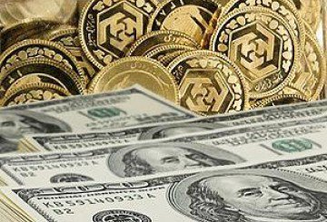 قیمت دلار بالاتر رفت، طلا هم گران شد