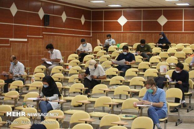 ۳ هزار نفر در آزمون دکتری تخصصی علوم پزشکی انتخاب رشته کردند