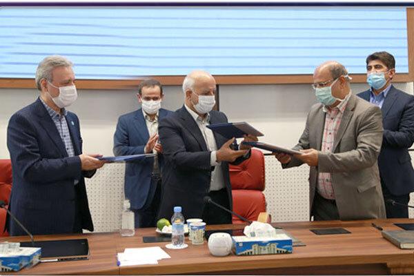 تفاهم نامه همکاری مشترک پژوهشی و فناورانه بین ۳ دانشگاه امضاء شد