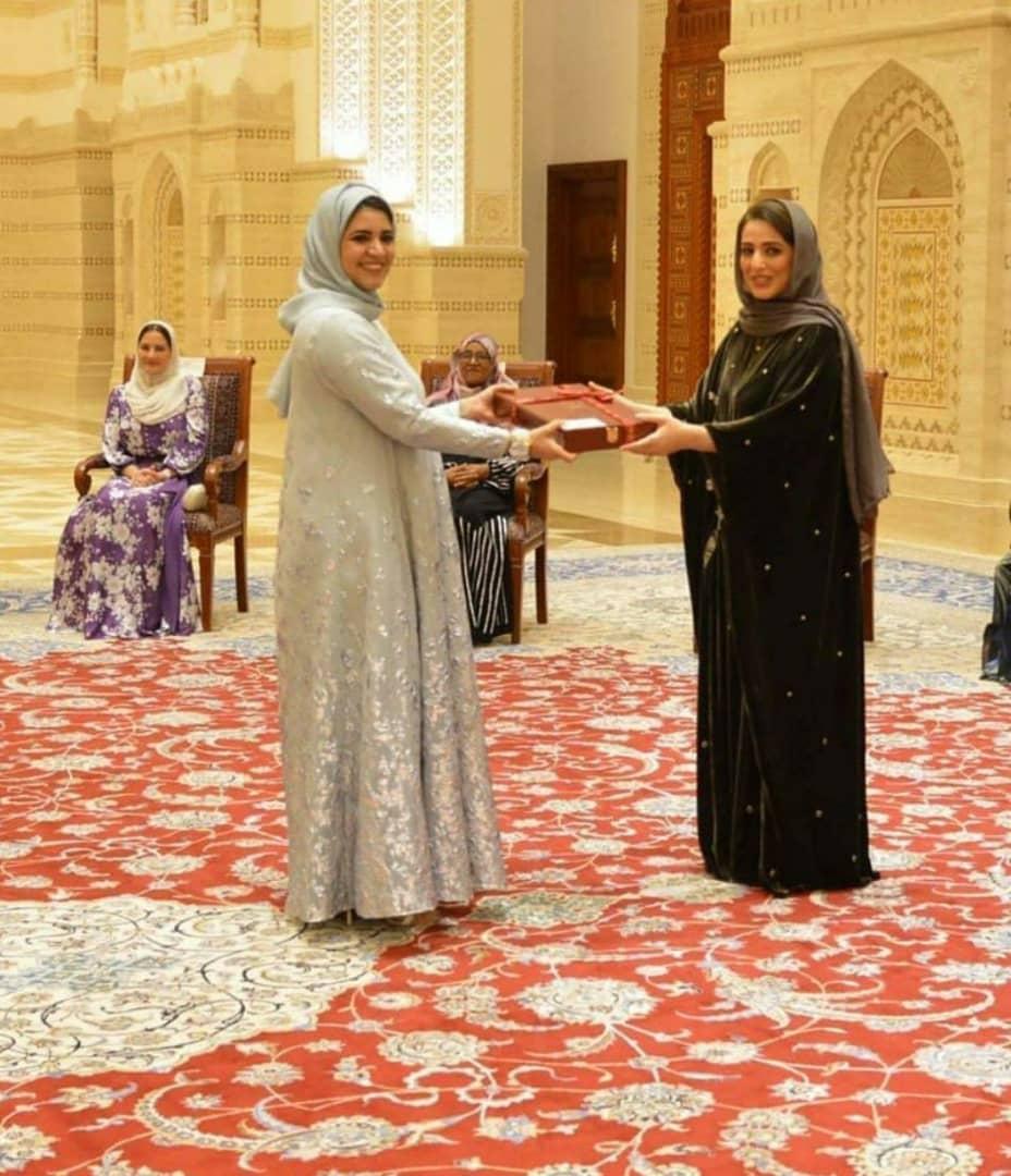 انتشار تصاویر همسر پادشاه عمان برای اولین بار +عکس