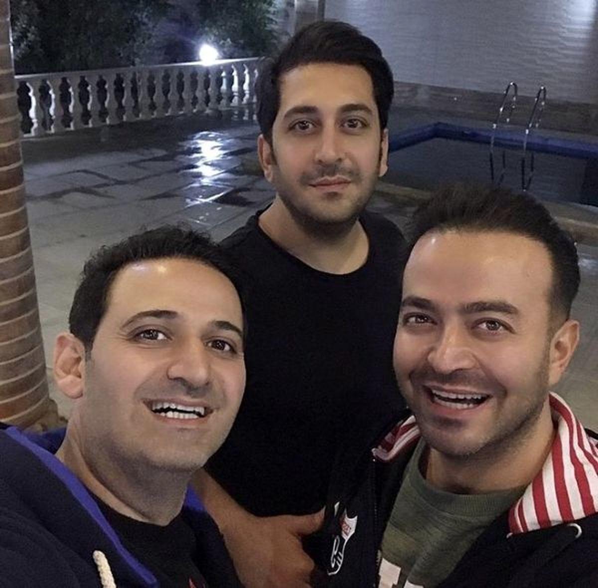 ویلای لاکچری مجری معروف ایرانی +عکس