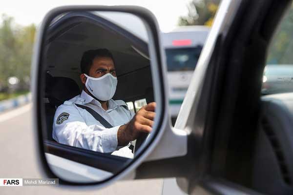 اجرای طرح امنیت سلامت در تهران+عکس