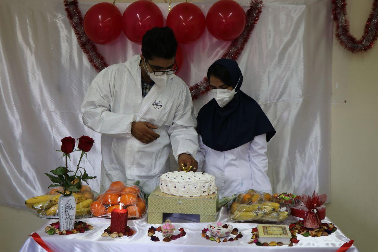 زیباترین عروسی ایرانی +عکس