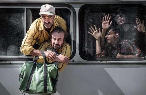 گریم جدید رضا عطاران و پژمان جمشیدی+عکس