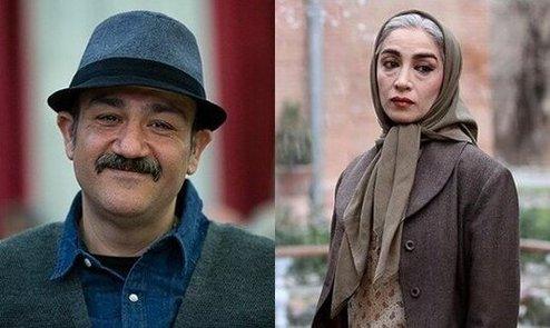 نقش جدی مهران غفوریان در قم+عکس