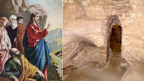اینجا خانه واقعی حضرت عیسی است+عکس