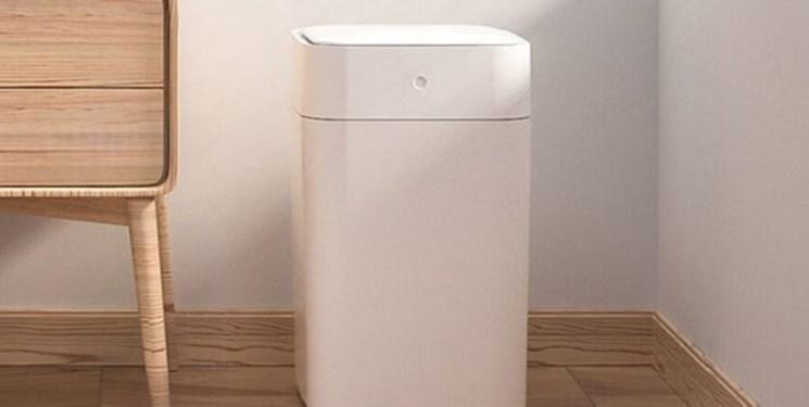 سطل زباله هوشمند برای مدیریت خودکار کیسه زبالهها