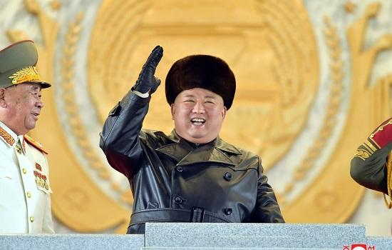 ذوق زدگی رهبر کره شمالی از دیدن موشک بالستیک+عکس