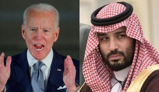 آمریکا تکلیف بن سلمان را یکسره کرد