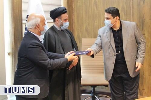 برگزیده شدن نمازخانه بیمارستان رازی به عنوان نمازخانه برتر دانشگاه