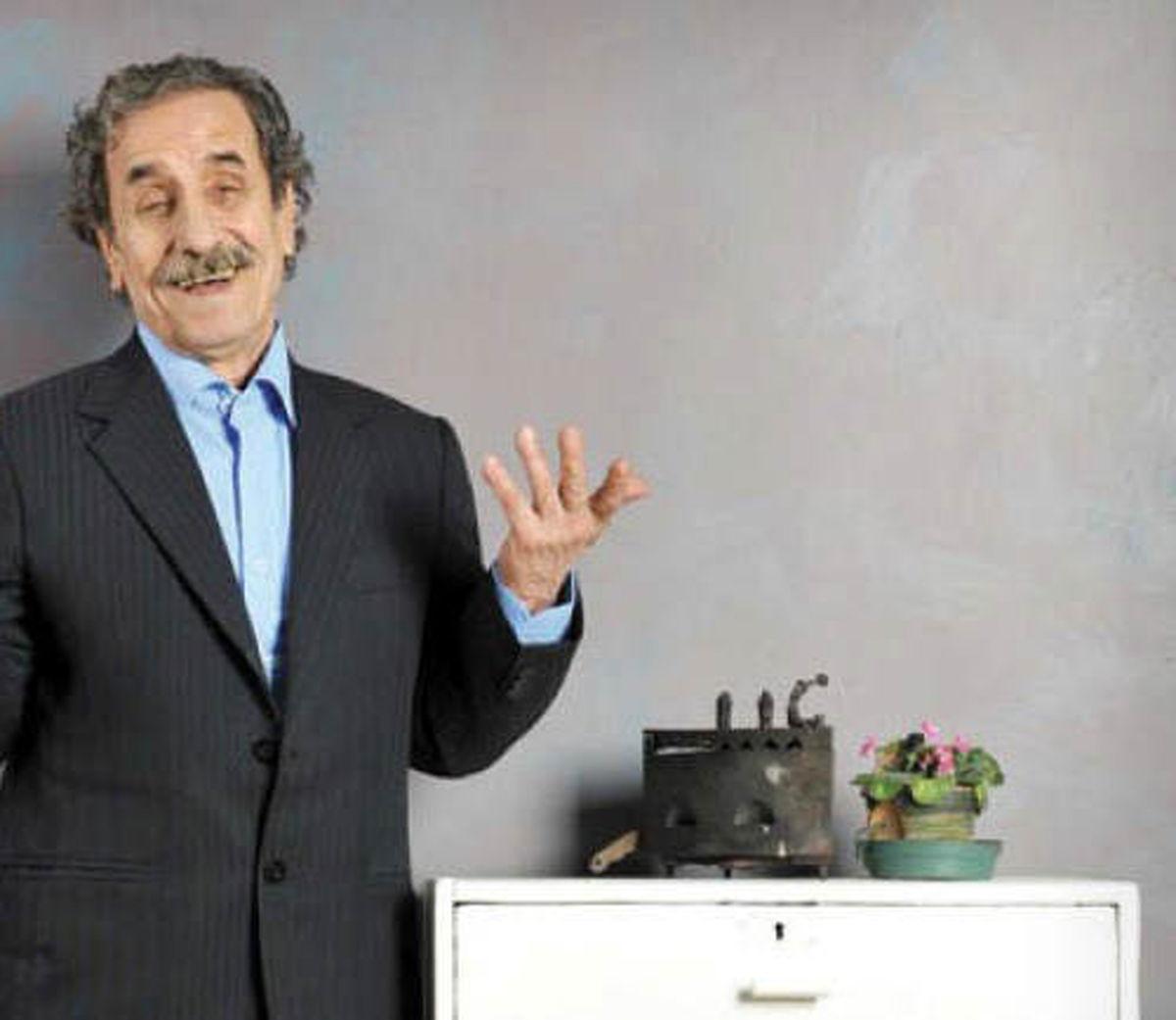 بازیگر ممنوع التصویر برای نقش احمدی نژاد اعلام آمادگی کرد+عکس