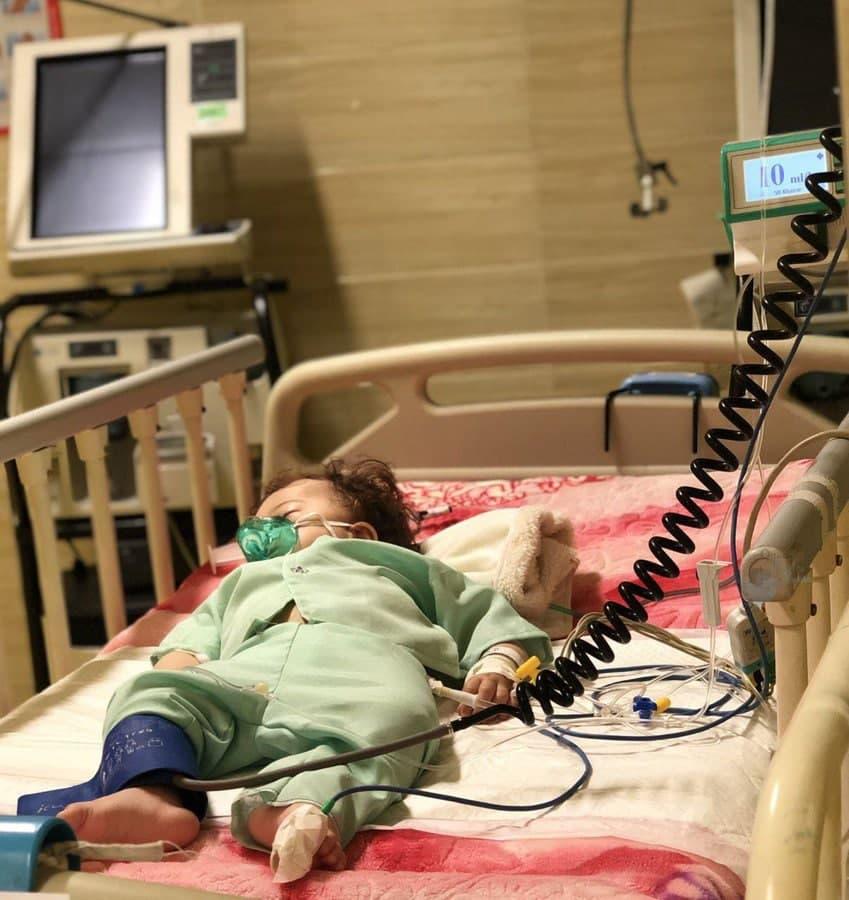 تصویری از بیمار اهوازی بخش کرونا که همه را شوکه کرد+عکس