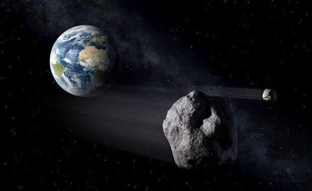 عبور یک سیارک بزرگ از کنار زمین در اواسط اردیبهشت