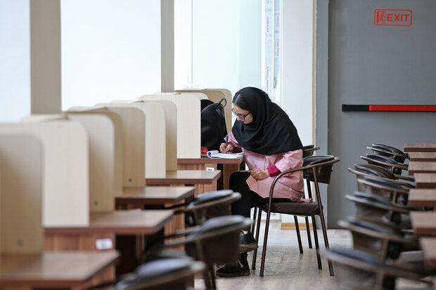 حضور دانشجویان برای فعالیت های پژوهشی ممنوع شد
