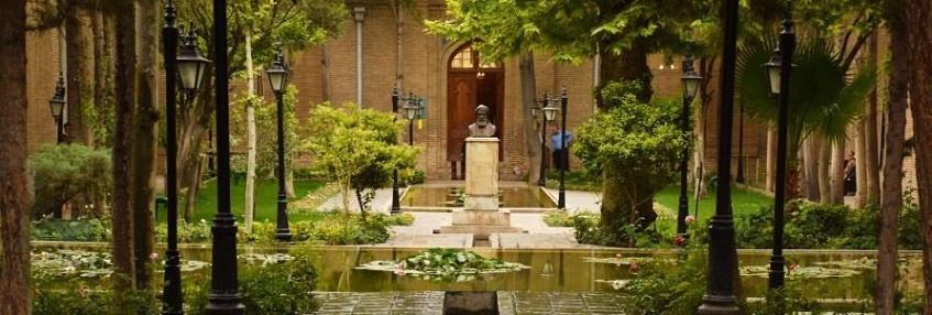 تور مجازی ۳۶۰ درجه مجموعه فرهنگی باغ موزه نگارستان راهاندازی شد