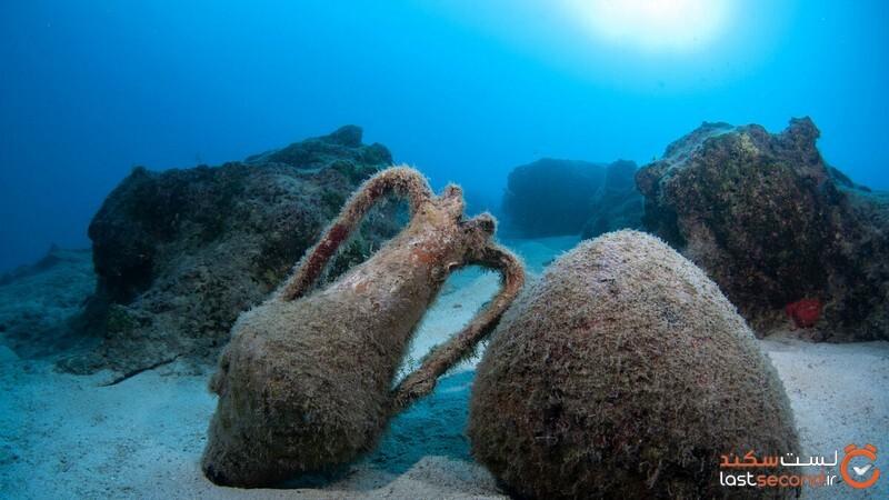 کشف شهری لاکچری در اعماق دریا+عکس