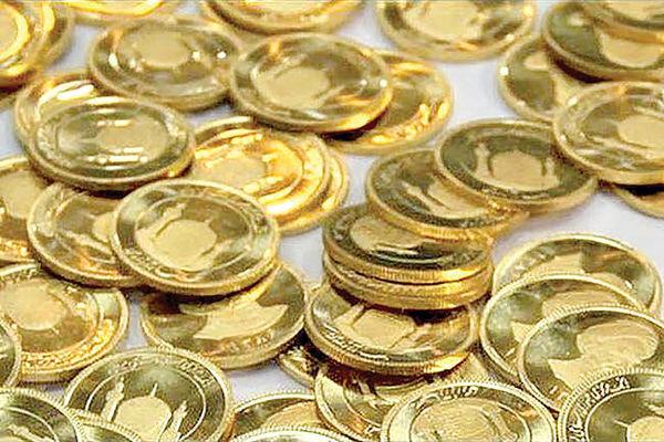 قیمت سکه به ۱۰ میلیون و ۵۹۰ هزار تومان رسید