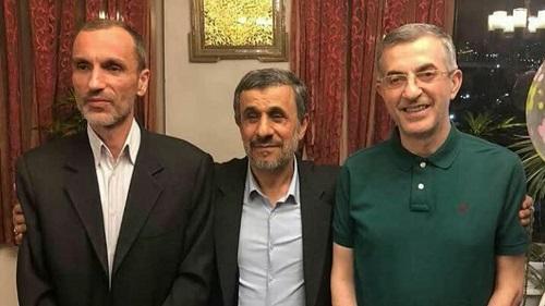 دو مشاور احمدی نژاد عفو شدند+عکس