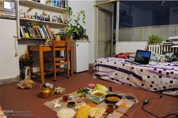 وضعیت ارائه خوابگاه برای دانشجویان دکتری در ۱۴۰۰