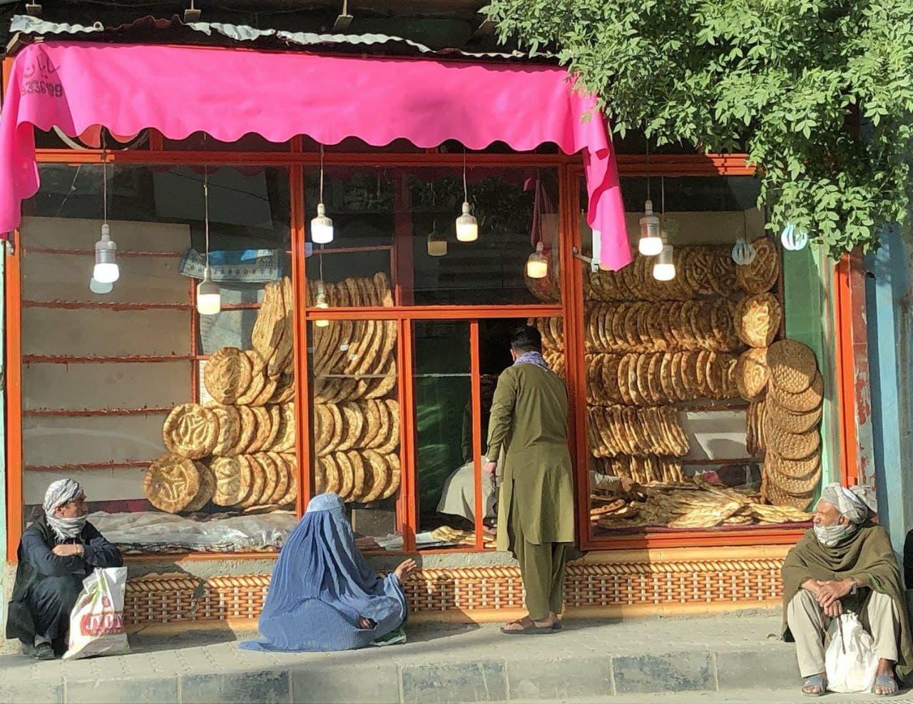 باور کنید اینجا افغانستان است+عکس