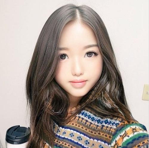 تصویر شوکه کننده از دختر جذاب ژاپنی+عکس