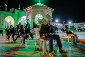 لیالی قدر، شب نوزدهم - امامزاده حسین (ع) قزوین
