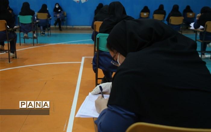 جزئیات برگزاری امتحانات از 27 اردیبهشت با رعایت پروتکلهای بهداشتی