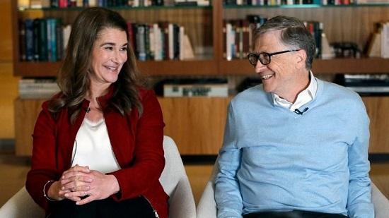 جدایی جنجالی بیل گیتس از همسرش+عکس