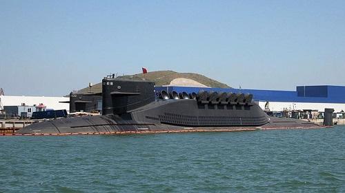زیردریایی جدید چین با قدرت حمله به آمریکا+عکس
