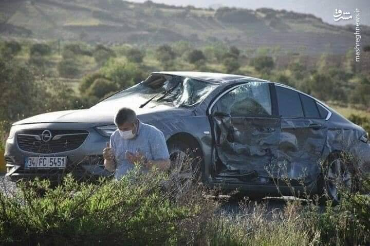 تصویر جنجالی از مرد ترکیه ای که پربازدید شد+عکس