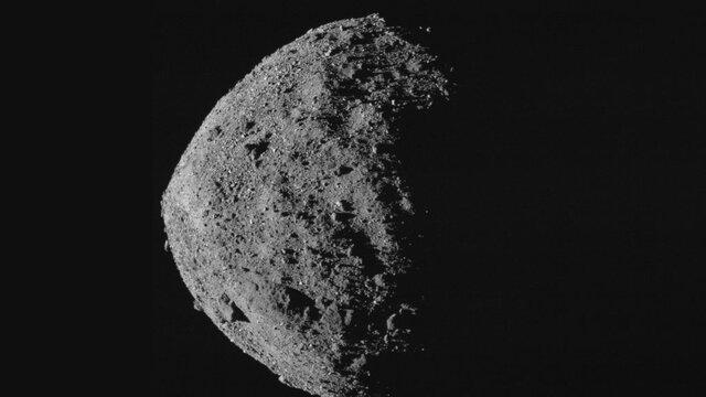 نمونههایی از یک سیارک ۴.۵ میلیارد ساله در راه بازگشت به زمین