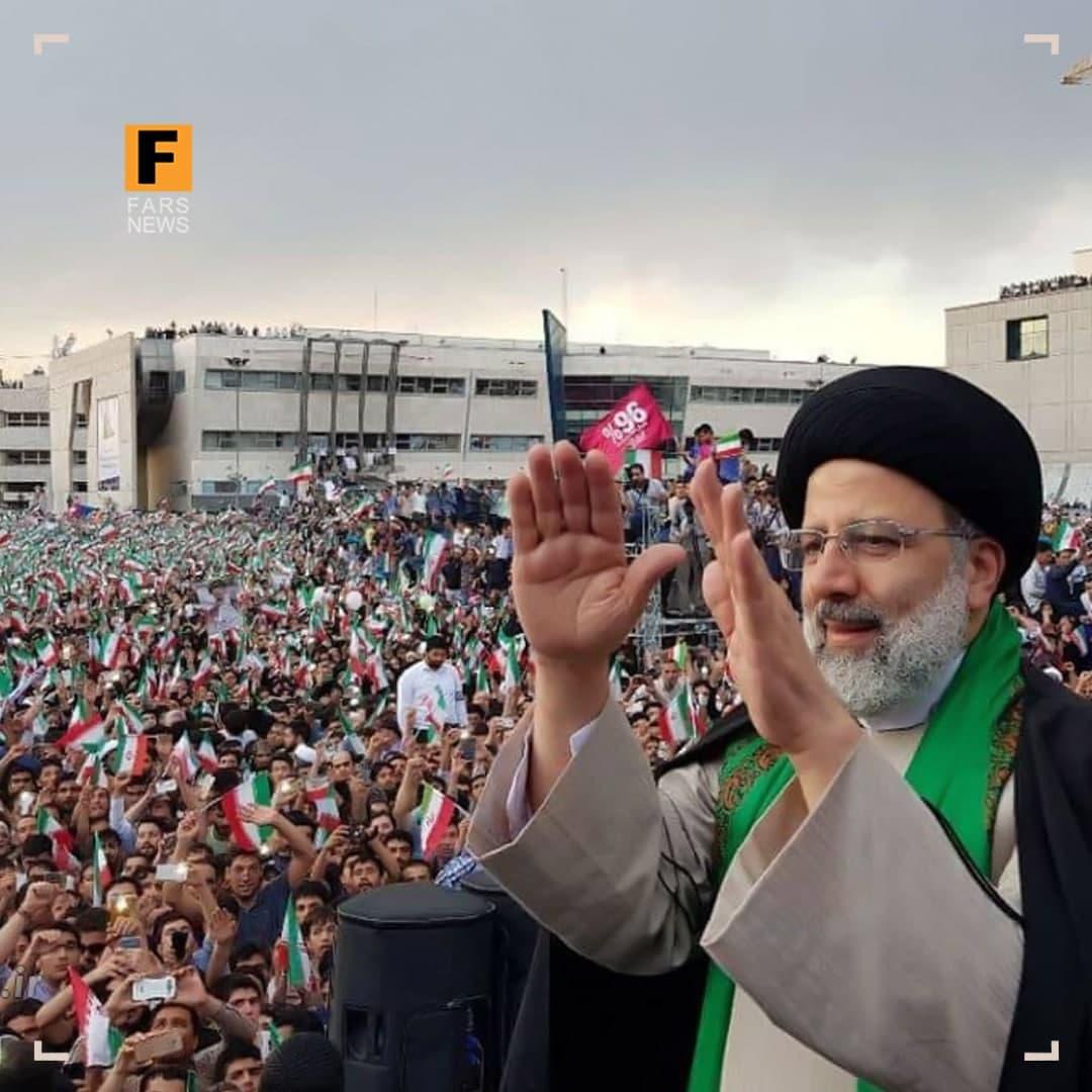 کاندیداتوری رئیسی برای انتخابات قطعی شد