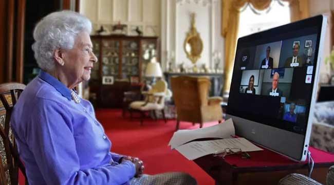 تصویر خاصی که رویترز از ملکه انگلیس منتشر کرد+عکس