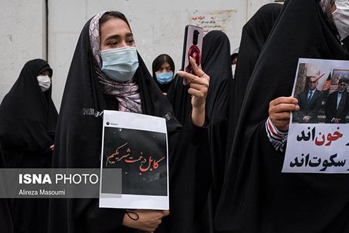 تجمع افغان ها در تهران+عکس