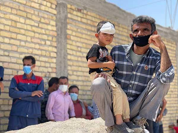 میتینگ انتخاباتی احمدی نژاد در استان فارس+عکس