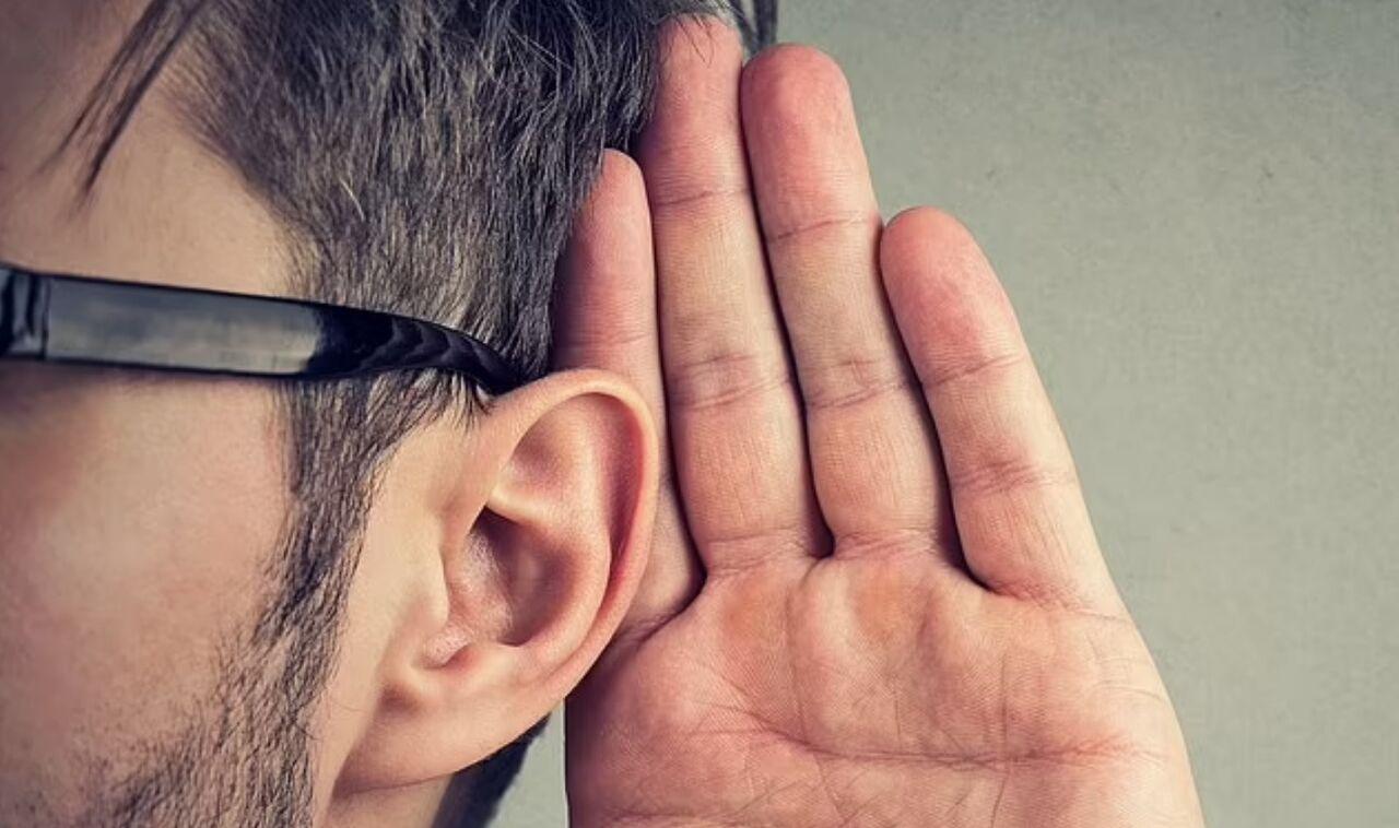 جلوگیری از کاهش شنوایی با تابش نور مادون قرمز به گوش