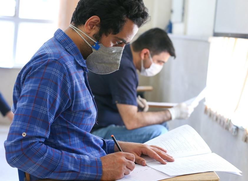 ثبت نام ۶۳۵ هزار متقاضی در کنکور کارشناسی ارشد