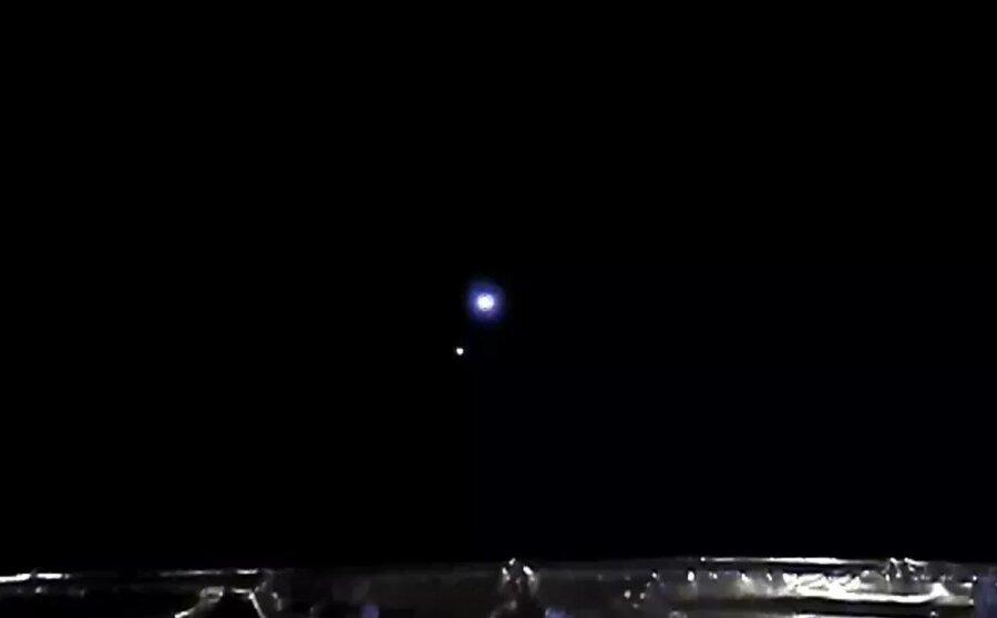 مدارگرد چینی  چانگ ای ۵  عکسهایی از ژرفای فضا میفرستد