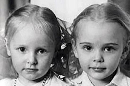دو دختری که راز زندگی پوتین هستند+عکس