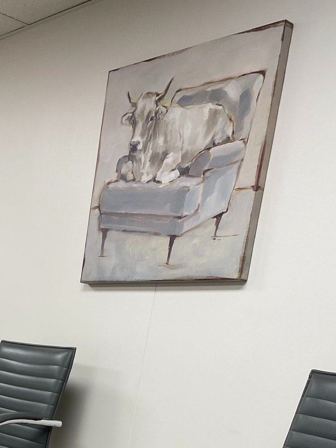 تابلوی توهین آمیز در مطب دکتر +عکس
