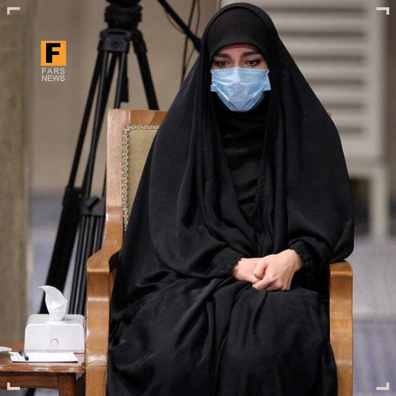 دختر بزرگ سردار سلیمانی کاندید شورای شهر شد+عکس