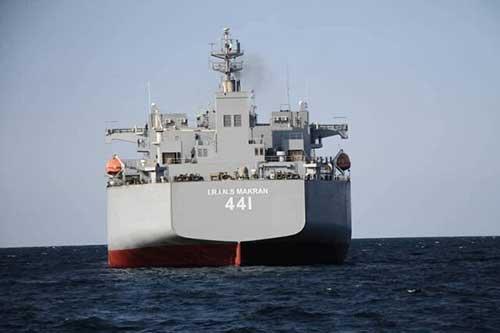 واکنش امریکا به حرکت ناو ایران در اقیانوس اطلس