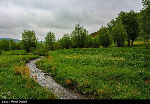 طبیعت خنک و بهشتی ارسباران+عکس