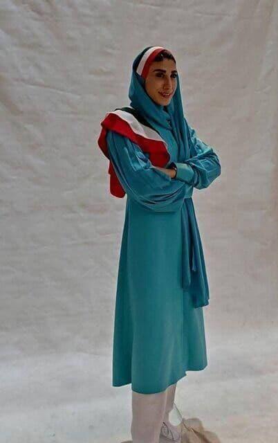 لباس ورزشکاران زن کاروان المپیک ایران جنجالی شد+عکس