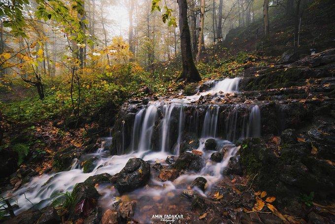طبیعت زیبای سنگده مازندران+عکس
