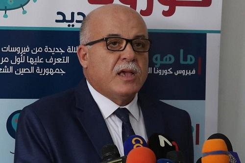 برکناری وزیر بهداشت تونس به خاطر کم کاری