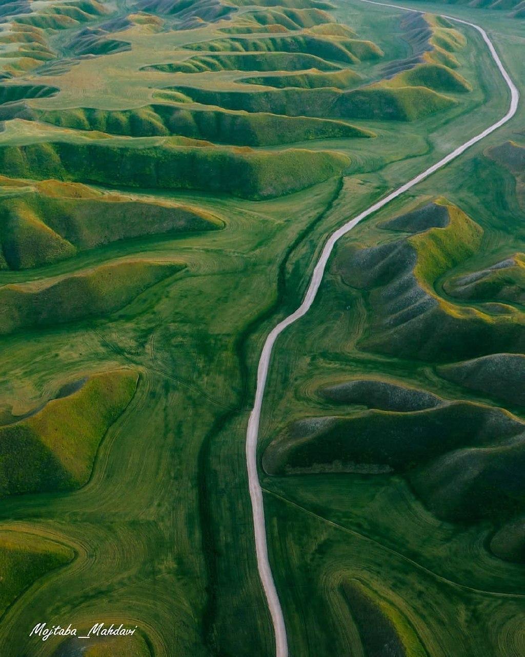 تصویر چشن نواز از ترکمن صحرا+عکس